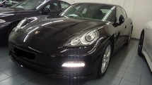 2012 PORSCHE PANAMERA 3.6 CBU Import New ACTUAL YEAR MADE 2012 NO SST Mil 50k km only Full Service Glenmarie
