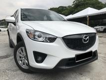 2013 MAZDA CX-5 2.0 (A) CBU FU LON ORIGINAL CONDITION CAR KING
