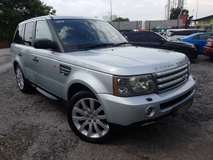 2006 LAND ROVER RANGE ROVER SPORT 4.2 V8 SuperCharged Tip Top Condition