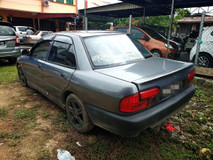 1994 PROTON WIRA 1.5 GL FULL Spec(AUTO)1994 Only 1 Careful UNCLE Owner LOW Mileage TIPTOP ACCIDENTFree