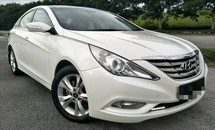 2013 HYUNDAI SONATA 2.0 (A) FULL SPEC TIP TOP