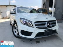2016 MERCEDES-BENZ GLA 180 AMG PBOOT PRE CRASH