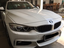 2014 BMW 4 SERIES BMW 428I 2.0 M SPORTS COVERTIBLE