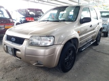 2001 FORD ESCAPE RAYA CLEARANCE OFFER TIPTOP CONDITION NO NEED REPAIR