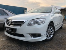 2012 TOYOTA CAMRY G SPEC AND LOW MILEAGE MUST VIEW AND BELIEVE