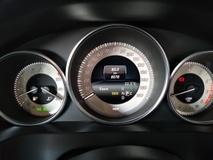 2014 MERCEDES-BENZ E-CLASS 2.0 AMG RED EDITION UK SPEC