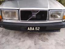 1987 VOLVO 240 Volvo for whole life
