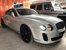2010 BENTLEY CONTINENTAL 6.0 GT Coupe