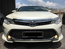 2016 TOYOTA CAMRY 2.5 G SELECTION