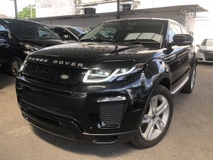 2013 LAND ROVER EVOQUE Si4 DYNAMIC COUPE 2.0 2013 NEW FACELIFT LOW MILAGE