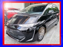 2016 TOYOTA ESTIMA AERAS PREMIUM 2.4L 7 SEATERS 2 POWER DOOR - UNREG