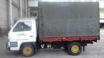1995 ISUZU NHR 2771