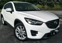 2017 MAZDA CX-5 2.5 (A) GLS FULL SERVICE STILL UNDER WARRANTY