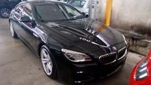 2015 BMW 6 SERIES 640i M SPORT (A)