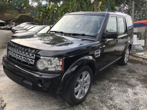 2011 LAND ROVER DISCOVERY 4 DIESEL