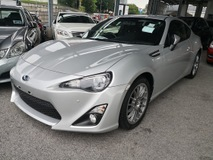 2013 SUBARU BRZ 2.0 Coupe Unreg Japan NO GST