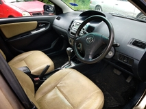 2007 TOYOTA VIOS 1.5 G FULL Spec(AUTO)2007 Only 1 UNCLE Owner 2 AIRBEG  LEATHER Seat with VBB417 Wilayah New Plate