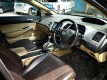 2007 HONDA CIVIC 1.8 S iVTEC FULL Spec(AUTO)2007 Only 1 UNCLE Owner 99K Mileage 2 AIRBEG LEATHER Seat DVD GPS