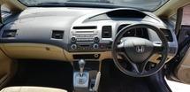 2008 HONDA CIVIC 1.8 IVTEC