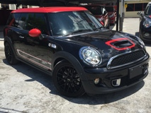 2013 MINI Clubman S 1.6 Manual (UNREG)