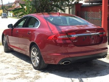 2013 JAGUAR XF 2.0 (UNREG)