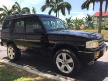 1996 ROVER OTHER LAND ROVER DISCOVERY 2.5 (M)