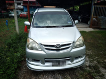 2007 TOYOTA AVANZA 1.5 G FULL(AUTO)2007 Only 1 Careful LADY Owner 95K Mileage TIPTOP with 2 AIRBEGs  LEATHER Seat