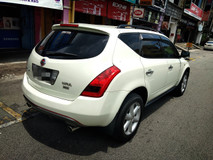 2005 NISSAN MURANO 2.5 IMPUL FULL Spec(AUTO)2005.2009 Only 1 UNCLE Owner 89K Mileage TIPTOP with DVD  2 AIRBEGs