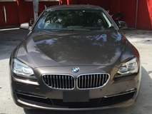 2013 BMW 6 SERIES 640 I COUPE