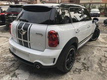 2014 MINI Countryman S 1.6