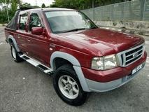 2005 FORD RANGER 2.5 XL TDI 4X4 DOUBLE CAB
