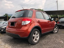 2011 SUZUKI SX4 LIMITED IMPORT FROM JAPAN FULL LOAN EASY APPROVED