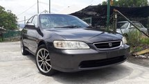 1999 HONDA ACCORD 2.0 VTEC LEATHER PACKAGE Tip Top