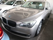 2011 BMW 7 SERIES 740Li 3.0 Japan Unreg NO GST