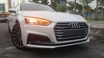 2017 AUDI A5 2017 Audi A5 2.0 TFSI Quattro S Line Coupe FULL SPEC UK NEW FACELIFT PLS CALL 0193839680 CHONG