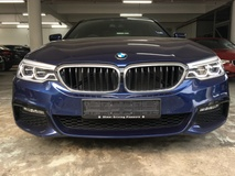2017 BMW 5 SERIES 530I M-SPORT PACKAGE