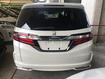 2014 HONDA ODYSSEY 2.4 Absolute Edition NO GST iVTEC Earth Dream Direct Injection 7 Seat 2 Power Door Intelligent LED