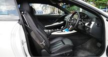 2013 BMW 6 SERIES 2013 BMW 640i MSPORT COUPE 3.0 TWIN POWER TURBO JAPAN SPEC UNREG