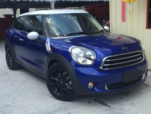2013 MINI PACEMAN 1.6 IDRIVE (UNREG)