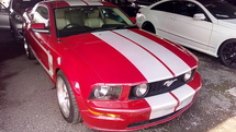 2005 FORD MUSTANG V8 GT PERFORMANCE PACKAGE