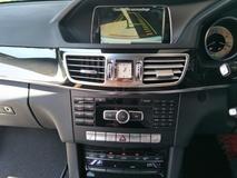 2013 MERCEDES-BENZ E-CLASS 250 2.0 AMG MEMORY SEMI LEATHER SEATS