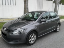 2011 VOLKSWAGEN POLO  1.2(A)CARKING ORIGINAL LOW MILLEAGE LADIES OWNER