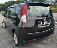 2013 PERODUA ALZA 1.5 (A) EZI TIP TOP CONDITION