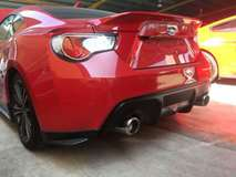 2013 SUBARU BRZ 2.0 BRZ 86 GT MANUAL PRICE NO GST NO GST 2013 FULL STI BODYKIT JAPAN UNREG FREE GMR WARRANTY