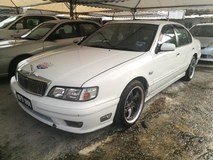 2000 NISSAN CEFIRO 2.5 V6 Tip Top conditions