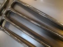 Nissan GTR R35 Carbon Fiber Rear Bumper Duct  Exterior & Body Parts > Car body kits