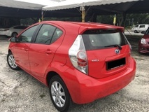 2014 TOYOTA PRIUS 1.5  MYVI JAZZ SWIFT FULON