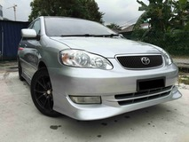 2004 TOYOTA ALTIS 1.8 G (A) One Owner