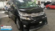 2014 TOYOTA VELLFIRE GOLDEN EYES 2 / OFFER READY STOCK / DONT MISS OUT THIS TIME / FREE 4 YARS WARRANTY