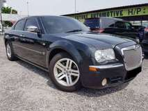 2007 CHRYSLER 300C 3.5L (A) V6 VERY RARE NO GST